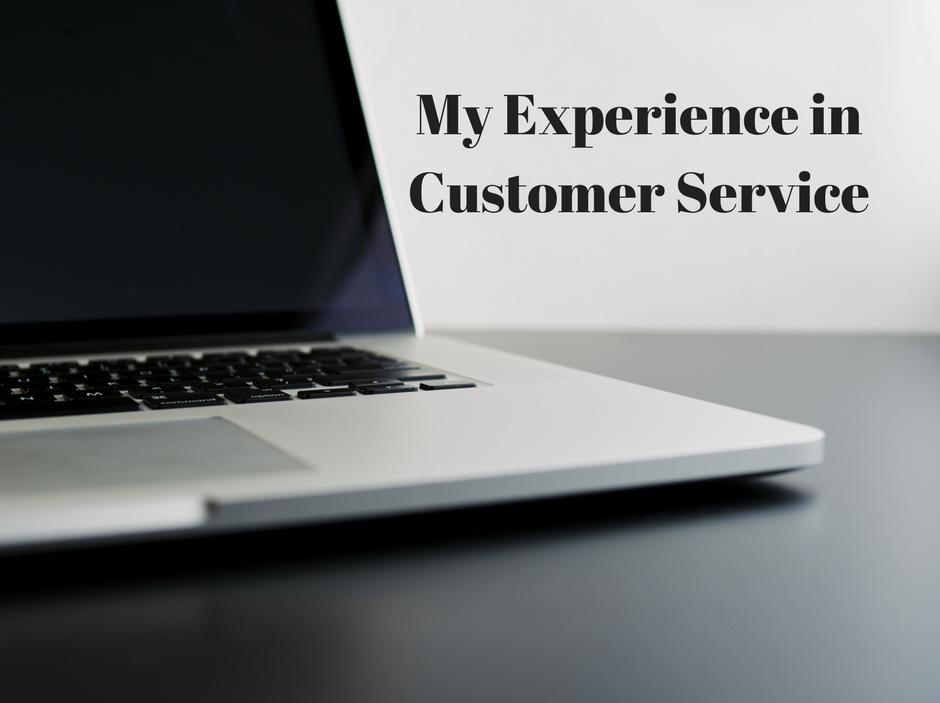 why work in customer service