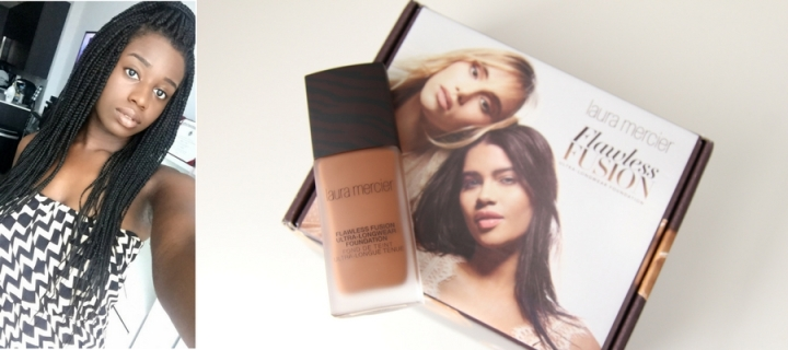Laura Mercier Flawless Fusion Ultra-Longwear Foundation Review & Demo